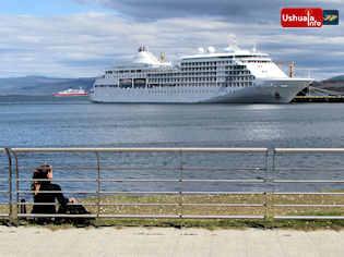 Ushuaia en Diciembre