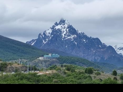 Webcam Ushuaia Monte Olivia